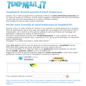 TempMail.it