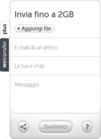 Come inviare file di grandi dimensioni tramite un collegamento via posta elettronica