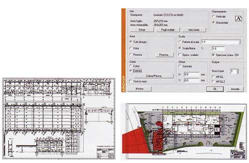 Archlinexp for Software di progettazione di layout di costruzione gratuito
