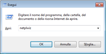 Accedere a Windows senza digitare la password