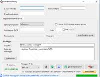 CheckIPAndNotify, rilevamento dell'indirizzo IP pubblico (internet) e ricezione notifica via posta elettronica ogni volta che cambia