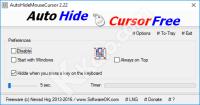 AutoHideMouseCursor, nascondere il puntatore del mouse