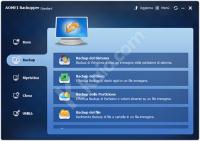 AOMEI Backupper: backup, creazione di immagini di sistema e clonazione dischi fissi e SSD