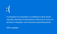 Schermata blu, errore APC_INDEX_MISMATCH / win32kfull.sys e problemi di stampa vari in Windows 10, come risolvere