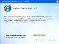 Microsoft Internet Explorer 8 Beta