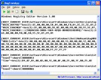 RegFromApp, monitorare e registrare le modifiche effettuate al registro di sistema