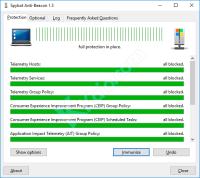 Spybot Anti-Beacon, bloccare servizi e funzionalità di telemetria in Windows 10