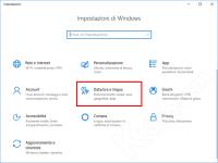 Come cambiare la lingua di Windows 10