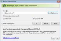 Programmi gratuiti per la creazione di documenti PDF