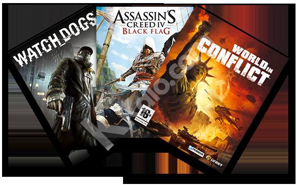 Ubisoft promozione Natale 2017