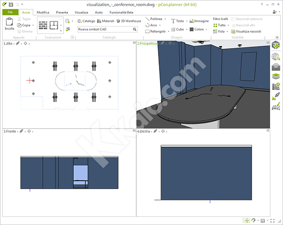 Software 3d gratuito per la progettazione d for Software gratuito per il layout del garage