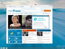 Windows 8.1 Preview - Desktop, Menù Start e Internet Explorer 11