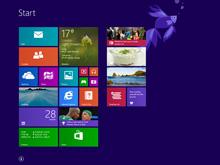 Windows 8.1 Preview - Start Screen